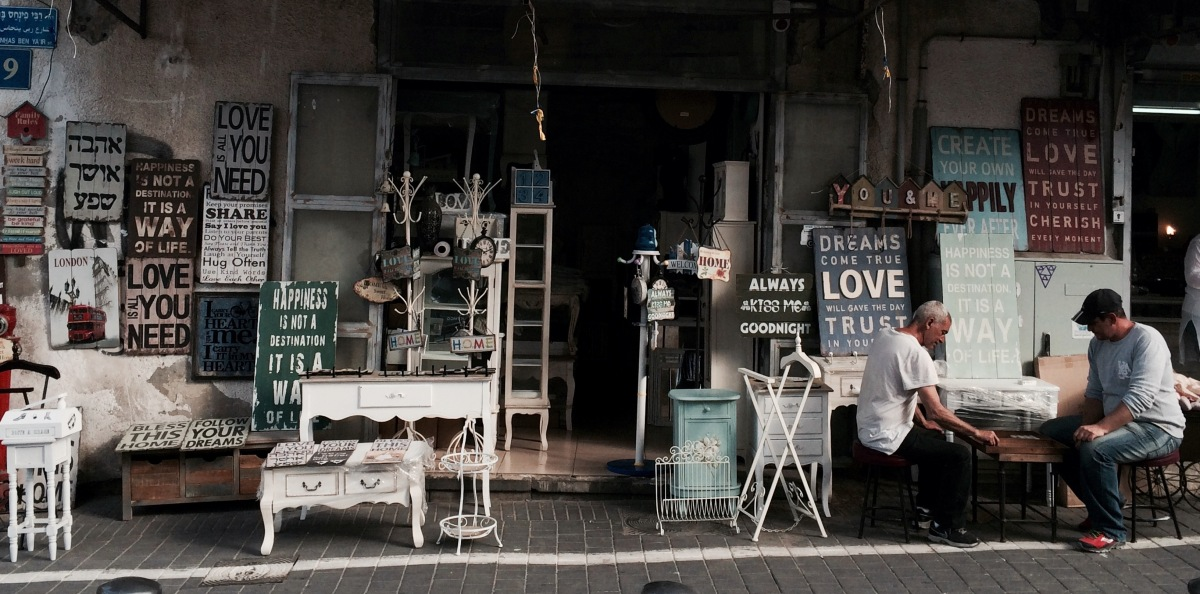 6 Reasons to Visit Your Local Flea Market
