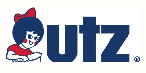 Utz girl next to the company name.